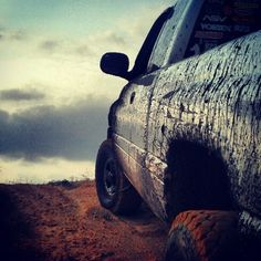 Can't wait for Doug to get this muddin' truck!. :)