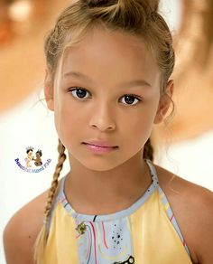 Harper Tillman - 7 Years • Dad: African American • Mom: Vietnamese & German ❤