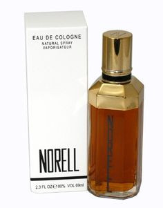 Norell By Norell For Women Eau De Cologne Spray 23 Ounces >>> Want additional info? Click on the image.
