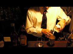カプチーノ風カルアミルク(cappuccino style  kahlua milk cocktail drink recipe) - YouTube