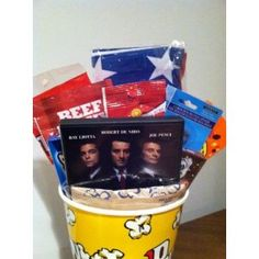 Man Cave Movie Night Gift Basket- Includes Goodfellas DVD
