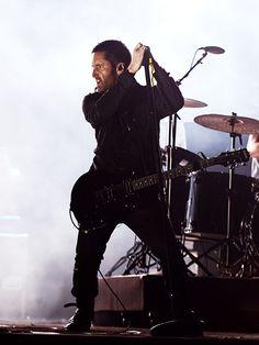 Trent Reznor.  2007 - Year Zero, the high-concept album