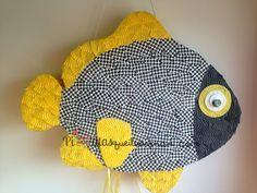 Piñatas que Ilusionan: Piñata pez