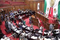 El pleno de la LXXIII Legislatura aprobó un exhorto al Ejecutivo estatal para que a través de la Cecufid se lleve a cabo la instrumentación del Programa Estatal para la ...