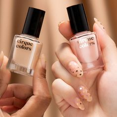 🤩 Our newest Sheer collection is perfect for French manicures and covering up any stained nails ✨ We re-released… Stained Nails, French Manicures, Vegan Beauty, Organic Beauty, Cruelty Free, Nail Polish, Dreams, Star, Collection