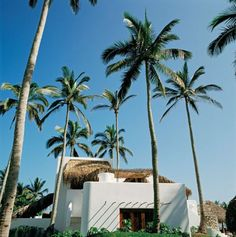 Vila from Azucar Hotel in Mexic. Architects Elias Adam and Jose Robredo, interior designer Carlos Couturier. Foto Design Hotels