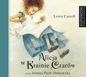 Cyfrowe Publikacje - Okazja dnia!: Alicja w Krainie Czarów - Lewis Carroll - audiobook. Niezapomniana, klasyczna powieść na pograniczu jawy i snu.  Pewnego letniego dnia znudzona Alicja siedziała wraz z siostrą nad brzegiem rzeki. Zastanawiała się właśnie, czy by nie upleść wianka, kiedy nagle tuż obok przebiegł Biały Królik. Nie jakiś tam zwykły królik! Ubrany był bowiem w kamizelkę, a w łapce trzymał zegarek. I na dodatek wyglądał jakby się gdzieś bardzo spieszył. Zaciekawiona dziewczynka…