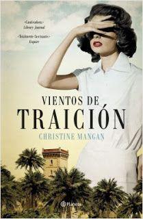 Los libros de Dánae: Vientos de traición.- Christine Mangan
