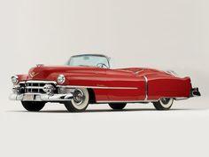 #Cadillac Eldorado 1953 | #vintage