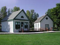 The Historical Village in Eureka