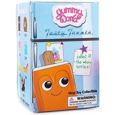 Kidrobot Yummy World Tasty Treats Blind Box Vinyl Figure