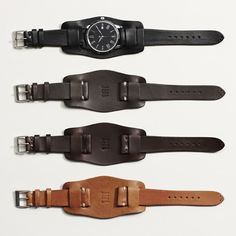 FEIT Bund strap - more leather goodness from Feit
