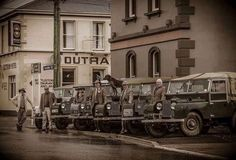 Vintage Land Rover Series