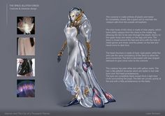 The Space Jellyfish Dress