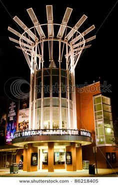 IMAX, Chattanooga, TN where I first laid my eyes on the love of my life, meine honig beine!