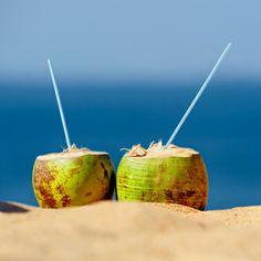 Você aproveita os benefícios da água de coco?