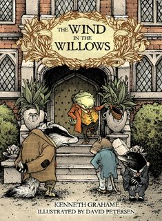 New York Times Bestselling author and Eisner Award-winning creator David Petersen (Mouse Guard) The Wind in the Willows will get a special hardcover edition providing a beautiful experience for the timeless story of Toad, Rat, Mole, and Badger. This hardcover edition features both color and pen and ink illustrations throughout. Petersen illustrated over 60 new …