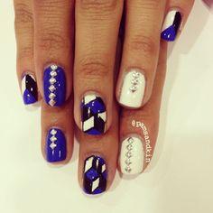 Instagram photo by   pamsandkin #nail #nails #nailart