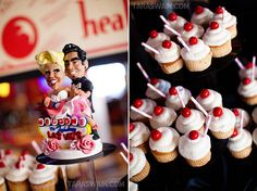Rockabilly weddings | ... By The Dessy Group. In: DIY Wedding , Real Wedding . With: 0 Comments