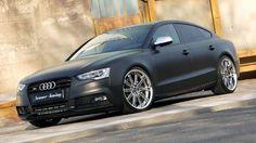 Audi S5 Sportback par Senner Tuning