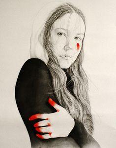 Emozioni in punta di matita: Antonella Montes   PICAME