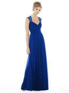 Alfred Sung Style D705 http://www.dessy.com/dresses/bridesmaid/d705/#.VeODZItH3u0