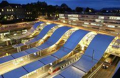 Swiss Railroads Switzerland | Swiss Railway to introduce free Wi-Fi at 100 stations by 2015 ...