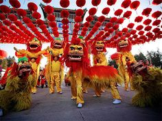 Chinese prepare for Lunar New Year celebrations