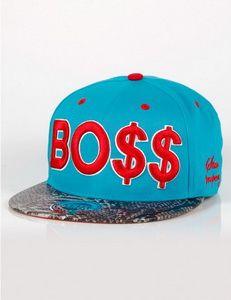 BOSS snapback hats (4)