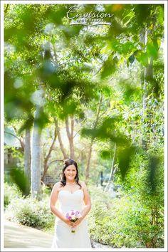 Fraser Island: Here comes the bride   Photo: Envision Photography  #kingfisherbay #fraserisland #destinationwedding #fraserislandwedding #fraserwedding http://www.fraserislandweddings.com.au/ #AccorAustralia #Mercure