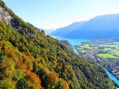 Interlaken in autumn