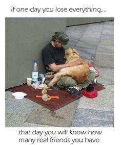 maakt het niet uit of je rijk bent of arm.