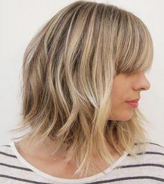 Creamy blonde balayage by Liz Sustaita