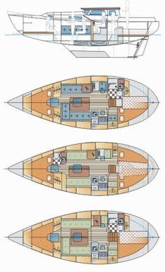 Samanta 10 m jacht turystyczny - 1