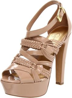 Jessica Simpson Women's Parissa Platform Sandal ** Find out more details by clicking the image : Wedges Shoes
