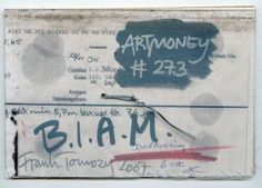 "One of the ""Docu"" -artmoney's from 2007. Produced by Frank Tomozy, Denmark."