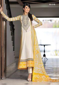 Pakistani Lawn Dress!!!