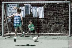 www.stevejess.com  This shot goes back a few years while I was attending the Halifax Greek Festival. The look on the young man's face is priceless as well as the young lady airborne kicking the ball.🙀   The Greek Festival is usually near the beginning of June ( This year June 6-9, 2019 ) and for me usually marks the beginning of summer as the weather is starting to warm up.☀️   Hope to see you out there this year!!!🎎 . . . . . #halifaxgreekfest #halifaxgreeklife #greekfestival #greek…