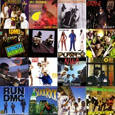 Classic hip-hop albums from 1988