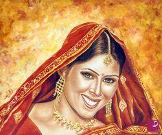 Sposa indiana di Angela Melfa