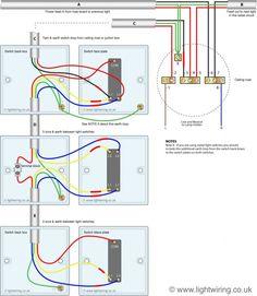 17 Best U K Wiring Diagrams Images On Pinterest Ceiling Rose