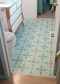 Decorative Vinyl Floor Tiles Transform Any Space With Our New Peel And Stick Vinyl Floor Tiles