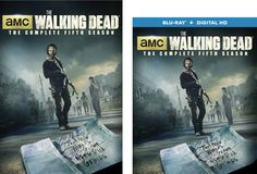 The news which we are going to deliver you will definitely force you to dance in excitement.The Walking Dead Complete Fifth Season Blu-ray Announced