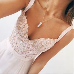 Pink sweetheart prom dress,A-line lace long prom dresses,formal dresses,evening dresses - Thumbnail 1: