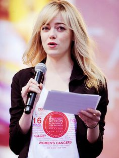 Emma Stone #Actress