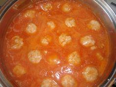 Mamina jela: Ćufte u paradajz sosu