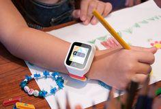 #Para_niños #smartwatch Un smartwatch para niños con GPS y funciones especiales