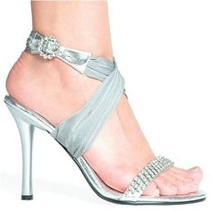 silver-comfortable-wedding-shoes-2011-1