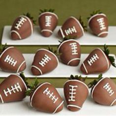 Fun football treats