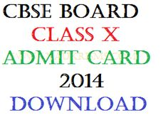 UP Secondary Education Admit Card 2015